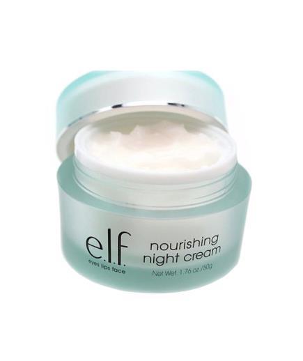 Kem dưỡng da ban đêm e.l.f. Nourishing Night Cream