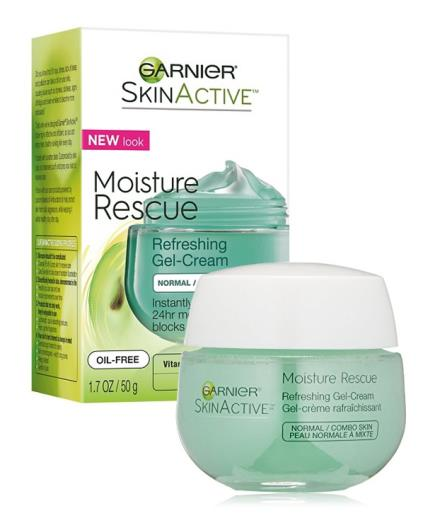 Kem dưỡng ẩm Garnier Moisture Rescue Refreshing Gel Cream