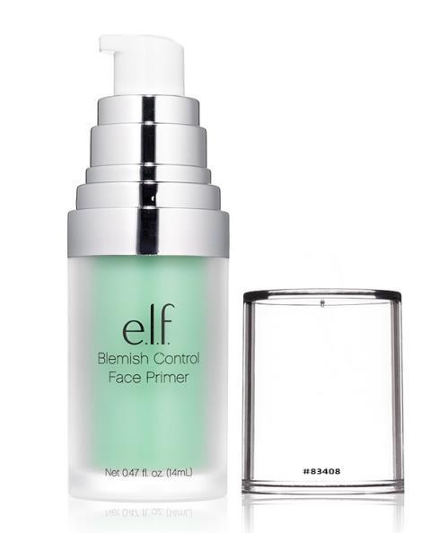 Kết quả hình ảnh cho Kem Lót E.L.F BLEMISH CONTROL Face primer Clear 14ml  (XANH ĐẬM