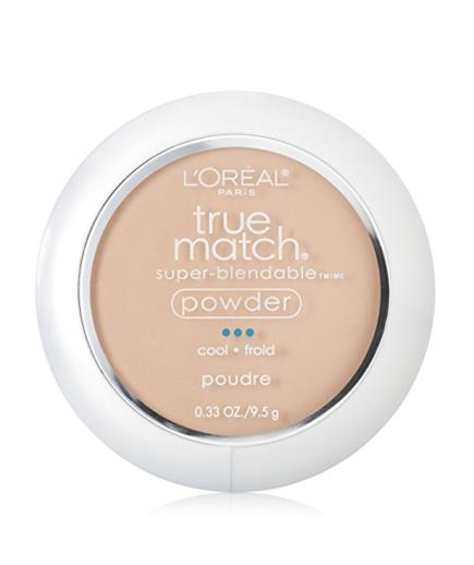 Phấn phủ dạng nén Loreal Paris True Match Super Blendable