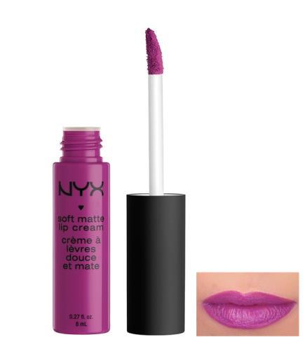 Son kem NYX Soft Matte Lip Cream, Seoul SMLC30