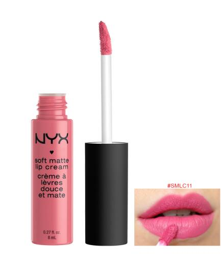 Son kem NYX Soft Matte Lip Cream, Milan SMLC11