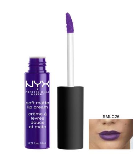Son kem NYX Soft Matte Lip Cream, La Havane SMLC26