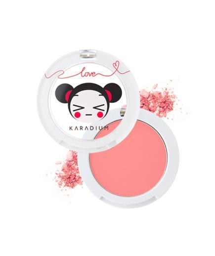 Phấn má hồng Karadium Pucca