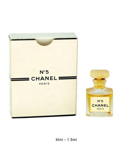 Nước Hoa Tinh Dầu Nữ Chanel No.5 mini
