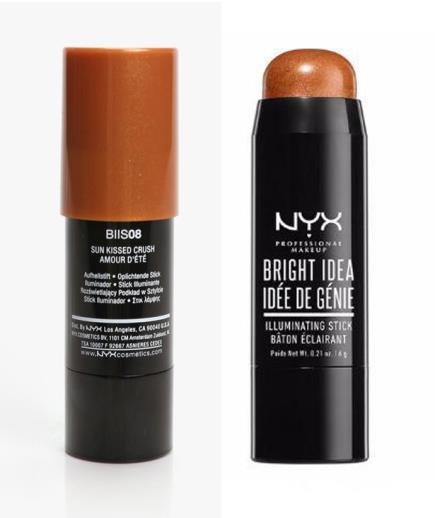 Kem bắt sáng NYX Professional Makeup Bright Idea Illuminating Stick BIIS08