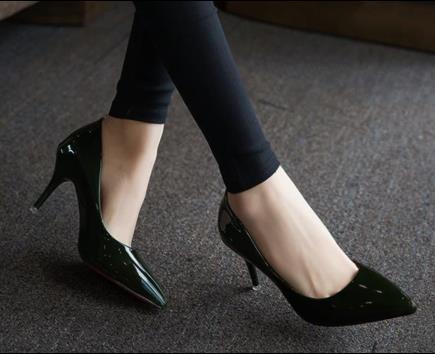 Giày cao gót công sở 7cm