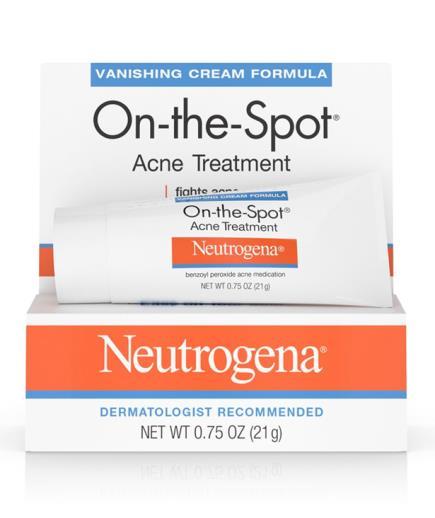 Kem trị mụn Acne Treatment Neutrogena