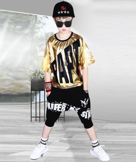 Set đồ bé trai phong cách hiphop rapt