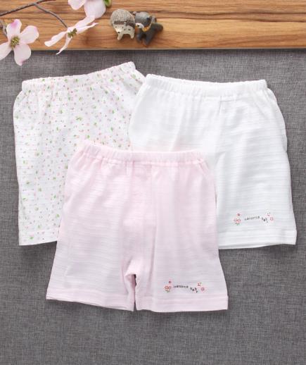 Combo 3 quần đùi bé gái