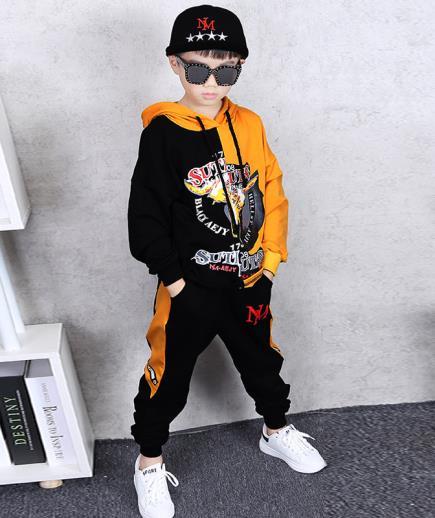 Set bộ đồ bé trai in họa tiết Suti