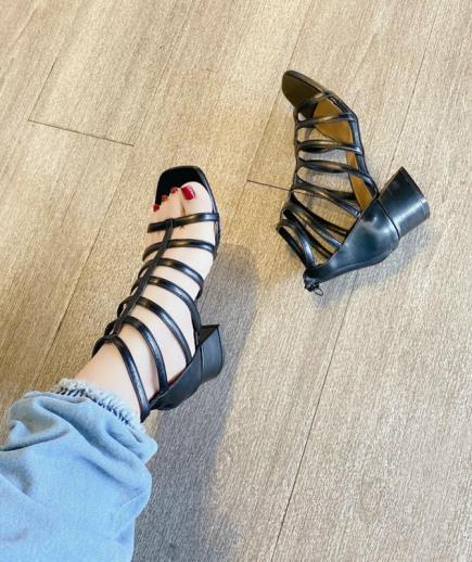 Sandal chiến binh quai bản ngang 5cm